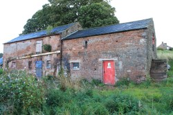 Property for Auction in Cumbria - East & West Barns, How Mill, Brampton, Cumbria