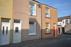 Property for Auction in Cumbria - 3 Windsor Street, Millom, Cumbria