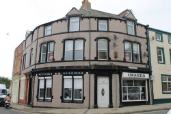 Property for Auction in Cumbria - Flats 1 & 2, 38 South William Street, Workington, Cumbria