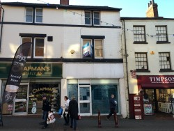 Property for Auction in Nottinghamshire - 13a Bath Street, Ilkeston, Derbyshire