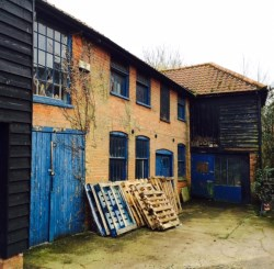 Property for Auction in East Anglia - Mere Barn, r/o 15 Market Hill, Diss, Norfolk