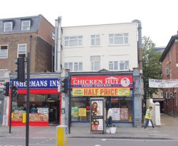 Property for Auction in Greater London - Roof Space, 91 Upper Clapton Road, Hackney, London