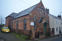 Property for Auction in Leicestershire - Carmel Baptist Chapel, Wolsey Lane, Fleckney, Leicestershire