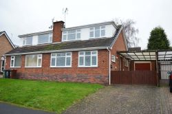 Property for Auction in Leicestershire - 5 Rockingham Close, Shepshed, Loughborough, Leicestershire