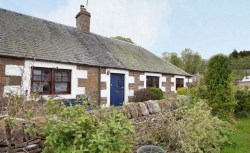 Property for Auction in Scotland - 2 Baldowrie Farm Cottage, Blairgowrie