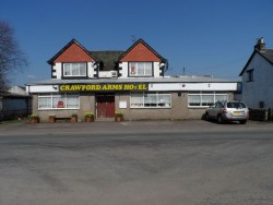 Property for Auction in Scotland - Crawford Arms Hotel, 111 Carlisle Road, Near Biggar