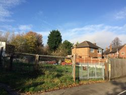 Property for Auction in Nottinghamshire - Land adj. to 44 Cotmanhay Road, Ilkeston, Derbyshire