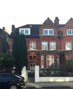 Property for Auction in Greater London - Flat A, 117 Broadhurst Gardens, West Hampstead, London
