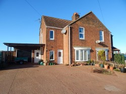 Property for Auction in East Anglia - Golden Ball Cottage, Low Road, Saddlebow, Kings Lynn, Norfolk