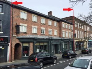 Property for Auction in Manchester - Mother Goose Cafe Bar, 24-30 Park Green, Macclesfield