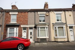 Property for Auction in North East - 12 Tunstall Street, North Ormesby, Middlesbrough, Cleveland