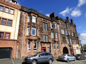Property for Auction in Scotland - Flat 1/2, 4, John Street, Gourock