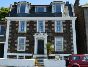 Property for Auction in Scotland - Cannon House, 5 Battery Place, Isle of Bute