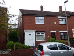 Property for Auction in Manchester - 36 Ralstone Avenue, Oldham, Lancashire, OL8 1LY