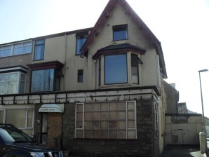 Property for Auction in Manchester - Former Alexandra Hotel, 1 Alexandra Road, BLACKPOOL, FY1 6BU
