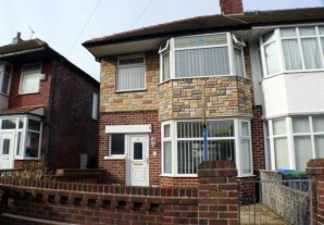Property for Auction in Lancashire - 31 Baines Avenue, BLACKPOOL, FY3 7LA