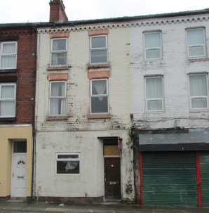 Property for Auction in Manchester - 39A Holt Road, LIVERPOOL, L7 2PL