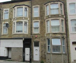 Property for Auction in Lancashire - Flat One 18A Alexandra Road, MORECAMBE, Lancashire, LA3 1TG