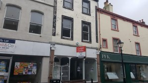 Property for Auction in Cumbria - 80 King Street, Whitehaven, Cumbria, CA28 7LE