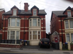 Property for Auction in Lancashire - Flat 2 258 Hornby Road, BLACKPOOL, FY1 4HY