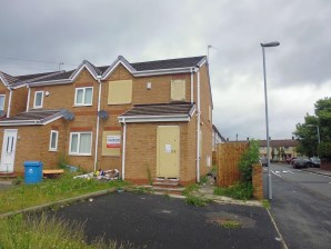 Property for Auction in Manchester - 22 Brook Hey Drive, LIVERPOOL, L33 9TB