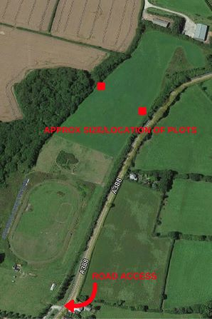 Property for Auction in Hertfordshire & West Essex - Plot 220, Woodside Fields, Saltash, Cornwall, PL12 6PH