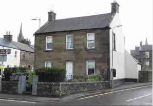Property for Auction in Scotland - Gusset House, 28 Wellgatehead, Lanark, ML11 9AA