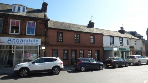 Property for Auction in Scotland - 58, High Street, Lockerbie, DG11 2AA