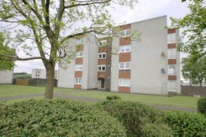 Property for Auction in Scotland - Flat 17, George McTurk Court, Cumnock, KA18 1HW