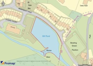 Property for Auction in Lancashire - Ingersley Mill Pond, Ingersley Vale, Bollington, MACCLESFIELD, SK10 5BP