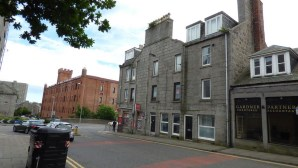 Property for Auction in Scotland - 3B, Rosemount Place, Aberdeen, AB25 2UX