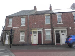 Property for Auction in North East - 5 Cardonnel Street, North Shields, Tyne and Wear, NE29 6SW