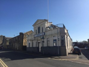 Property for Auction in Manchester - Fulledge Conservative Club 34 Plumbe Street, BURNLEY, Lancashire, BB11 3AB