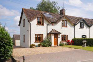 Property for Auction in Hampshire - Garston Cottage, Westley Lane, Sparsholt, Winchester, Hampshire, SO21 2ND