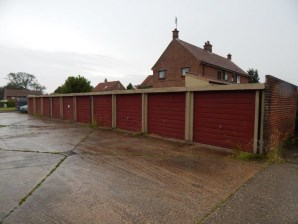 Property for Auction in East Anglia - 10 Garages, The Street, Swanton Novers, Melton Constable, Norfolk, NR24 2QY