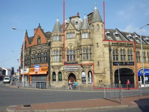 Property for Auction in Manchester - A4 & 5 Bank Building, Charing Cross, BIRKENHEAD, Merseyside, CH41 6EJ