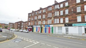 Property for Auction in Scotland - Flat T/L, 219, Tollcross Road, Glasgow, G31 4UN