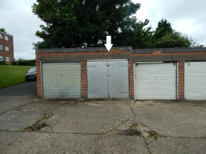 Property for Auction in East Anglia - Garage off Lilburne Avenue, Norwich, Norfolk, NR3 3NZ