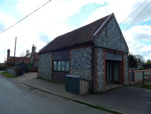 Property for Auction in East Anglia - Barn and yard off Sustead Lane, Sustead, Cromer, Norfolk, NR11 8RU
