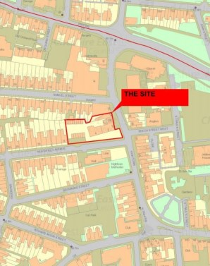 Property for Auction in Manchester - 29, 29a & 31 Hightown & 2, 4 & 6 Heathfield Avenue, CREWE, CW1 3BA