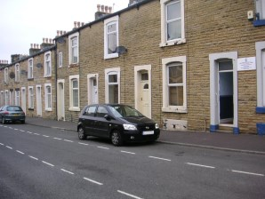 Property for Auction in Lancashire - 58 Lindsay Street, BURNLEY, Lancashire, BB11 2SF
