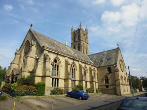 Property for Auction in Lancashire - Flat 9, 19 St Marks Church, St Marks Road, PRESTON, PR1 8TL