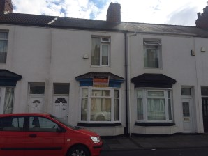 Property for Auction in North East - 24 Wicklow Street, Middlesbrough, Cleveland, TS1 4RG