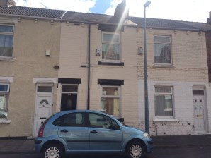 Property for Auction in North East - 89 Essex Street, Middlesbrough, Cleveland, TS1 4PT