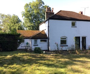 Property for Auction in London - The Cottage, Radnor Hall, Allum Lane, Elstree, Borehamwood, Hertfordshire, WD6 3NL