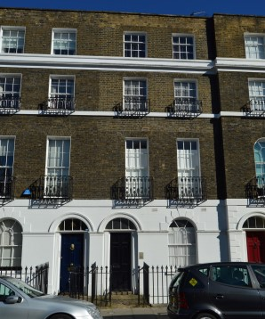 Property for Auction in London - 17 Colebrooke Row, Islington, London, N1 8DB