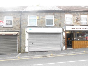 Property for Auction in South Wales - 48 High Street, Ferndale, CF43 4RH
