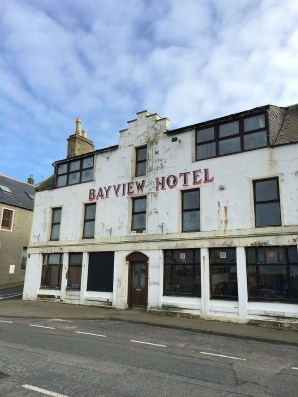 Property for Auction in Scotland - Bayview Hotel, Shore Street, MacDuff, AB44 1TS
