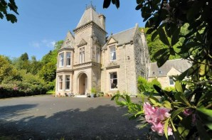 Property for Auction in Scotland - Woodnorton, Sunnyhill Road, Hawick, TD9 7HT