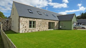Property for Auction in Scotland - Oxen Steading, Home Farm Of Logie, Inverurie, AB51 5EE